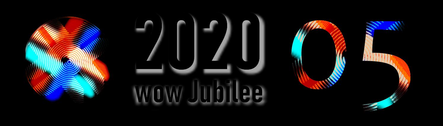 WOW Jubilee 2020 V