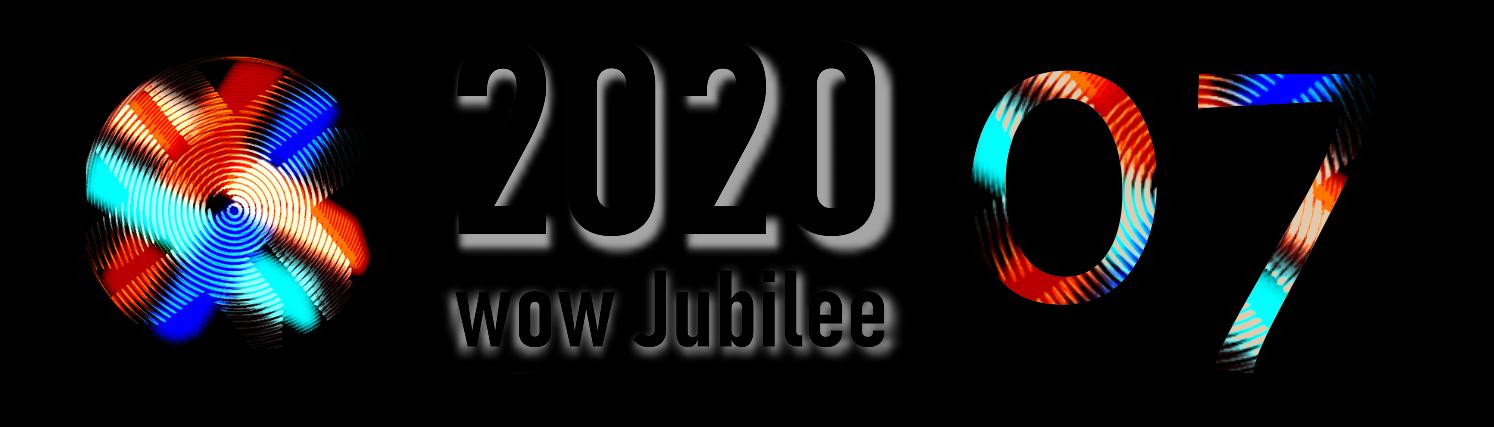 WOW Jubilee 2020 VII