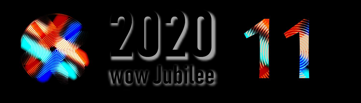 WOW Jubilee 2020 IX