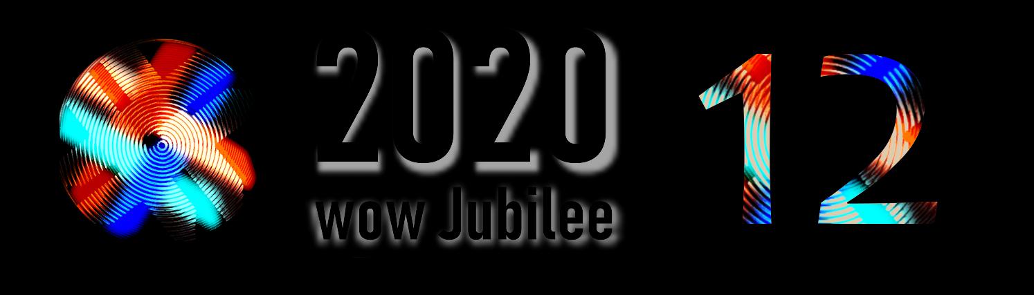 WOW Jubilee 2020 X