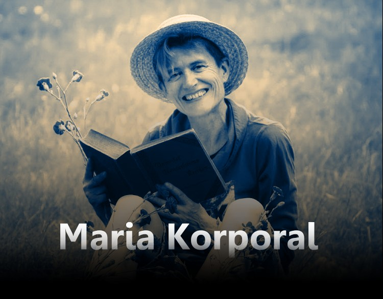 Maria Korporal - Videoartist of the Month December 2020